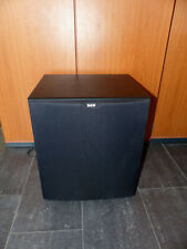 Bowers & Wilkins B&W AS6 Active Subwoofer schwarz