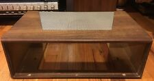 Wood Case For Receiver Or Amplifier