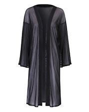Simply Be Womens Mesh Kimono