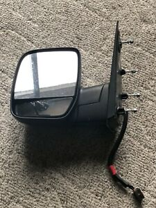 2014 Ford E-250 Driver Side Powered Mirror