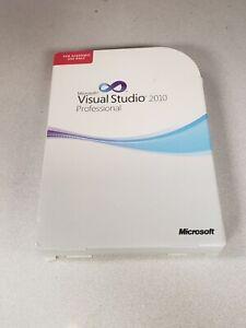Microsoft Visual Studio 2010 Professional Pro academic version