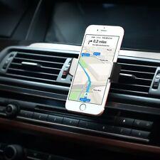PORTA CELLULARE SUPPORTO DA AUTO PER BOCCHETTE ARIA per Iphone 5s 6 6s 7 7 Plus