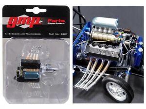 GMP 18887 Ford 427 SOHC Engine & Transmission Motor & Geriebe 1:18