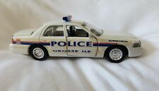 Road Champs Grosse Ile Police Supervisor Diecast Vehicle 1:43 Scale 1998