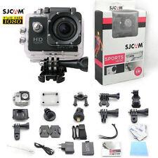 Original SJCAM SJ4000 HD 1080P Cam Sports DV Action Waterproof Camera Camcorder