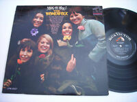 The Womenfolk Man Oh Man Original 1966 Mono LP VG++