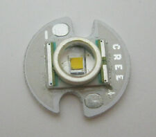 Cree XR-E P4 Warm White 3W LED Emitter 3000-3500K with 16mm Star Platine Base