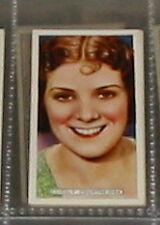 #13 cicely courtneidge (gaumont-british) cigarette card