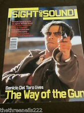 SIGHT AND SOUND - THE WAY OF THE GUN - NOV 2000