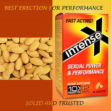 2 PACK=40 HERBAL YELLOW TAB SOLID SUPPLEMENT  GREAT POWER  MALE SEXUAL HARDNES