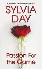 Passion For the Game-Sylvia Day-2012 Georgian novel #2-trade sized paperback
