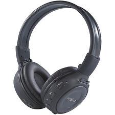 Radiokopfhörer: HiFi-Kopfhörer MPH-232.SD mit integriertem MP3-Player & Radio