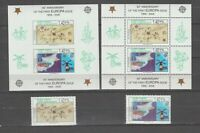 S36825 Turkish Cyprus Europa Cept MNH 2006 2v + S/S Imperforated