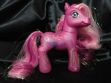 My Little Pony Cheerilee Beauty 25th Birthday Anniversary TAF 7 Pack G3 Fancy