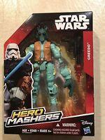 Greedo Star Wars Hero Mashers Action Figure Model Toy Disney Hasbro New (N4)@