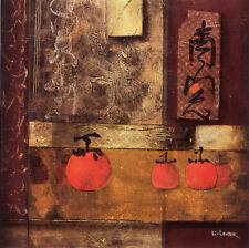 "Don Li-Leger ""Burgundy Melody l"" Fine Art Reproduction"