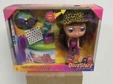 Mattel Diva Starz Nikki Interactive Talking Doll Figure Brand New Sealed