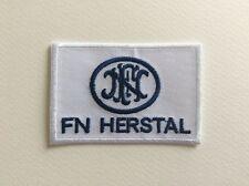A140 // ECUSSON PATCH AUFNAHER TOPPA / NEUF / FN HERSTAL / 7.5*5 CM