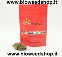 Canapa L. top quality - Strawberry 1g - Erba light - infiorescenze