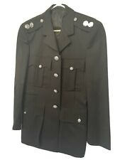More details for vintage london fire brigade tunic  size small