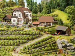 HO Scale Buildings - 66712 - Winery - Hauser-Bühler  - Kit
