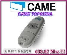 CAME TOP 432NA / Came TOP432NA 2-kanal 433,92Mhz handsender, CAME fernbedienung