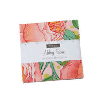 """Abby Rose by Robin Pickens for Moda 5"""" Squares Charm Pack 48670PP"""