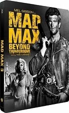 MAD MAX 3 THE BEYOND THUNDERDOME - Blu Ray - Limited Edition Steelbook -