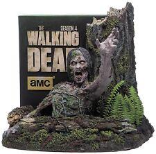 The Walking Dead: Season 4 LIMITED EDITION BluRay Box Set Tree Walker Zombie NEW