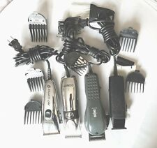 Pre-owned Hair Clippers 1 Andis, 1 Benfini, 1 Conair, 1 Andis Dog Clipper