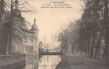 FLERS - Old Castle - Returns in the XV and 16th century