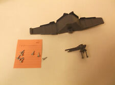 Star Wars Rebel Snowspeeder part lot screw cockpit seat rear harpoon gun vintage