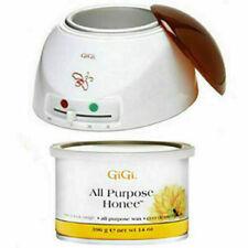 GiGi Multi Purpose Hair Removal Wax Warmer Kit - 0225