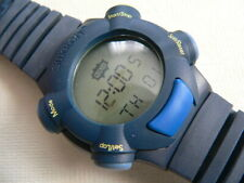 1999 Swatch Beat Bill Blue Snowpass SXN100 Digital watch