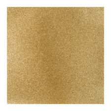 "20pc - KING'S CROWN (Gold) 12"" x 12"" Scrapbooking Paper GLITTER SILK CARDSTOCK"