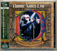 The Ronnie James Dio Story: Mightier Than The Sword / Japan 2 SHM-CD / NEW! OOP!