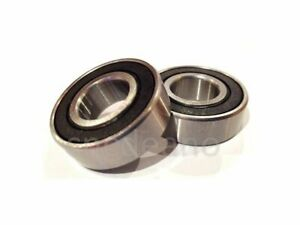 TWO RUBBER SEALED MOUNTAIN BUGGY STROLLER BEARINGS SUITABLE FOR FROM JUNE 2010