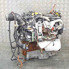 RENAULT CLIO MK4 Engine Motor K9K626 2016 1.5 dCi 66 KW 27848 KM
