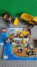 Lego 4201 city complete set incl alle figuren en instructie