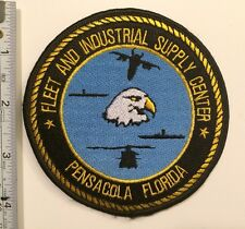 US Navy Patch - Fleet And Industrial Supply Center Pensicola Florida