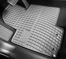 Gummifußmatten Gummimatten Fussmatten Seat Exeo GRAU  von TN  Baujahr 2008 -