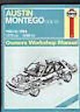 AUSTIN MONTEGO 19784-1994 HAYNES WORKSHOP MANUAL