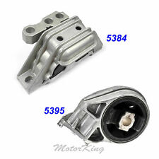 For Chevy Cobalt Saturn Ion 2.0L Engine Motor & Trans Mount Set 5384 5395 M1328