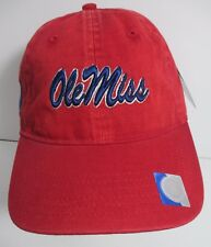 Mississippi Ole Miss University Rebels Hat Cap Snapback NCAA USA Embroidery New