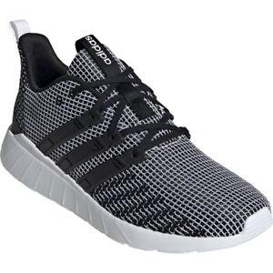 Adidas Questar Flow Men's Athletic Shoe Running Training Sneaker Grey Trainer
