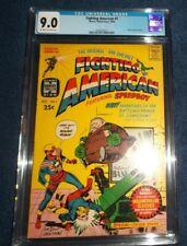 Fighting American #1 (CGC 9.0 OW/W) 1966 Silver Age Simon, Kirby, Neal Adams