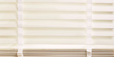 NEW B&Q VENETIAN BLIND IN WHITE GLOSS 90CM WIDE x 180CM DROP