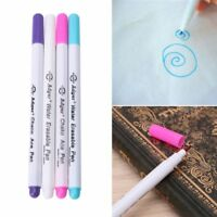 4pcs Markers Soluble Cross Stitch Water Pens Ink Fabric Marking Pens Erasable