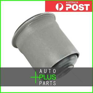 Fits CHEVROLET CHEYENNE DOUBLE CAB CARRYOVER - BUSHING, REAR LOWER TRAILING ROD