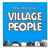 "VILLAGE PEOPLE Greatest Hits CD The Best Of (+Bonus 12"" Dance Versions-Nr.Mint!)"